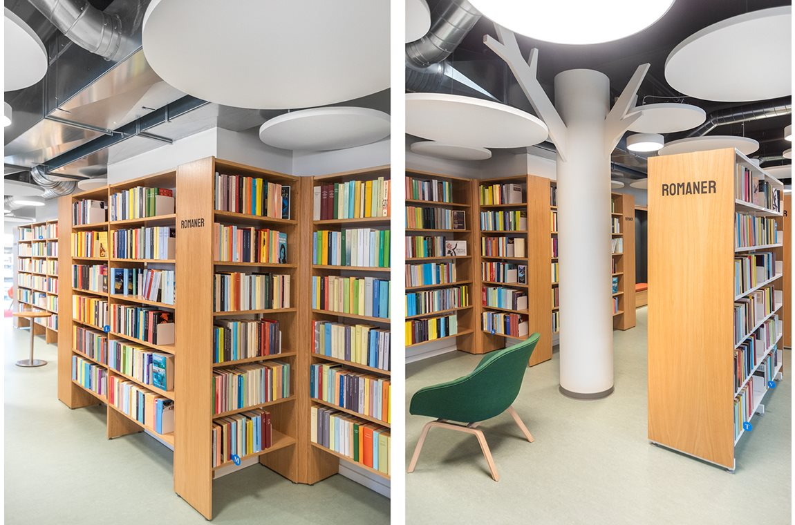 Hedehusene Public Library, Denmark - Public libraries