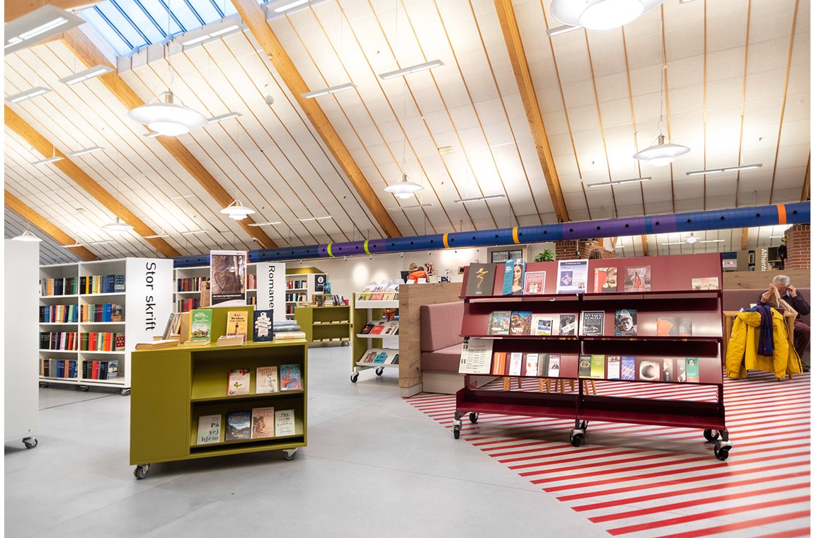 Birkerød bibliotek, Danmark - Offentliga bibliotek