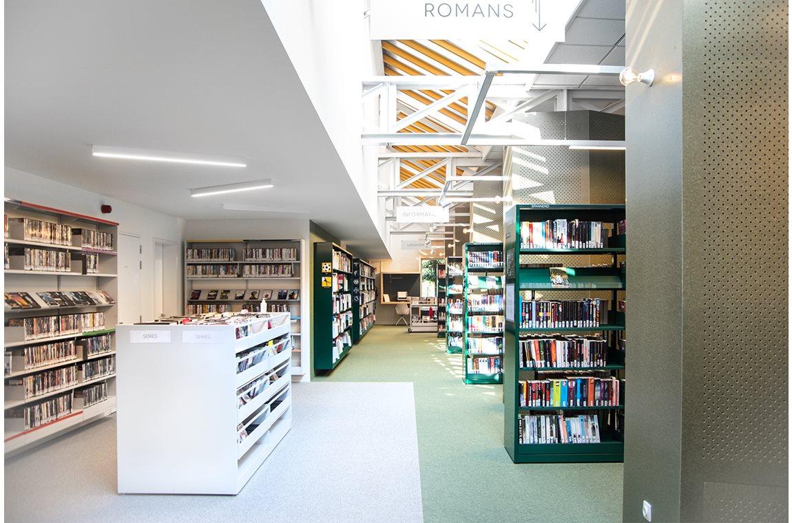Beernem Public Library, Belgium - Public libraries