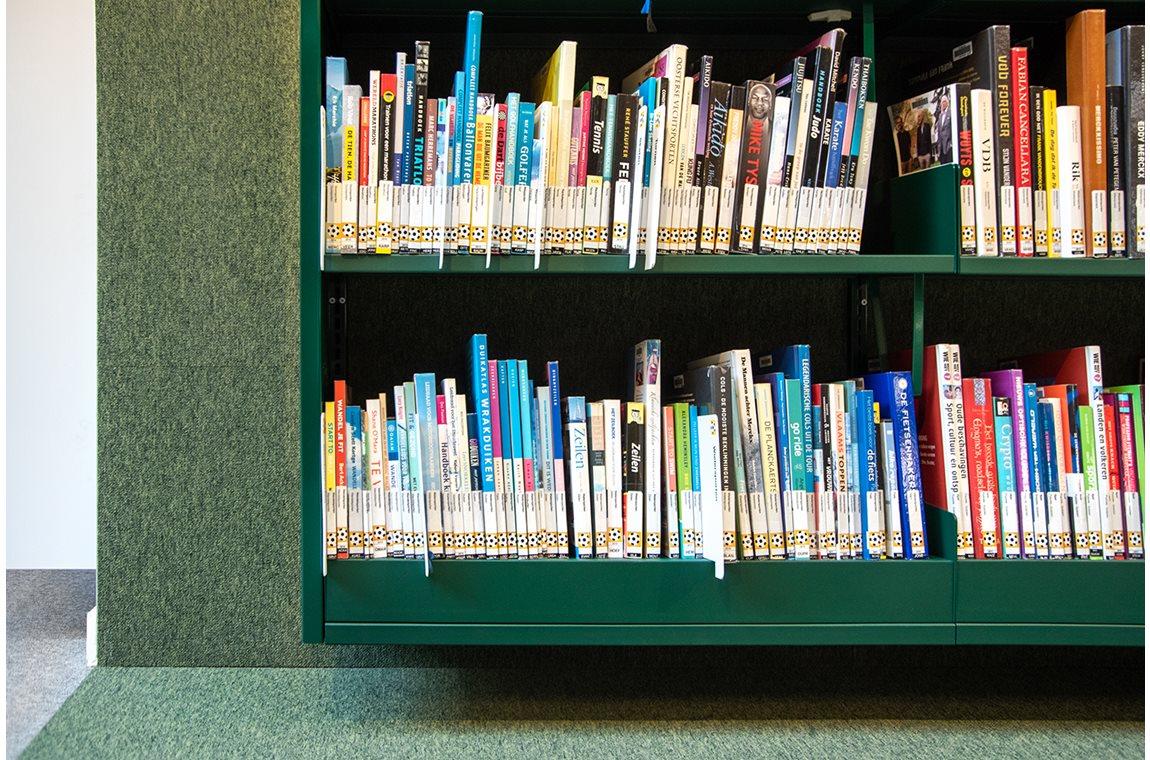 Beernem Bibliotek, Belgien - Offentliga bibliotek