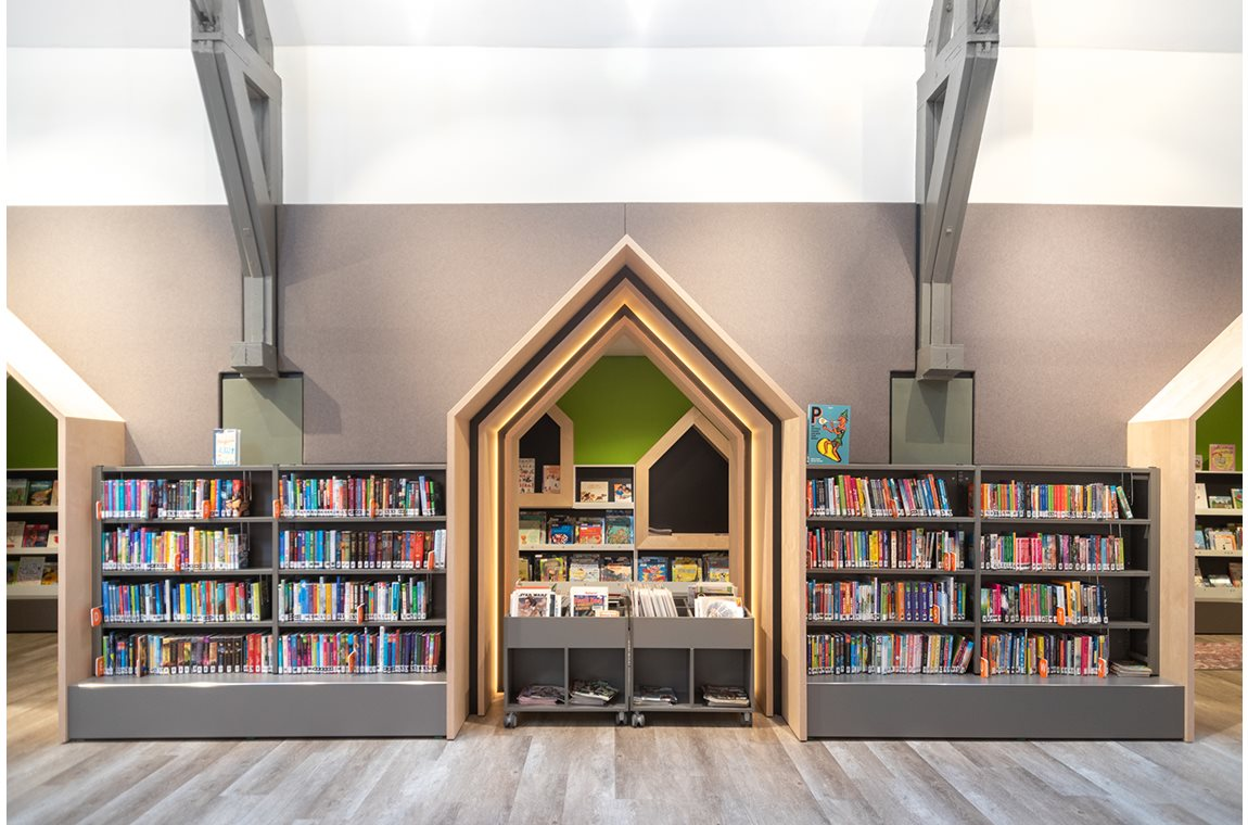 Budel Public Library, Netherlands - Public libraries
