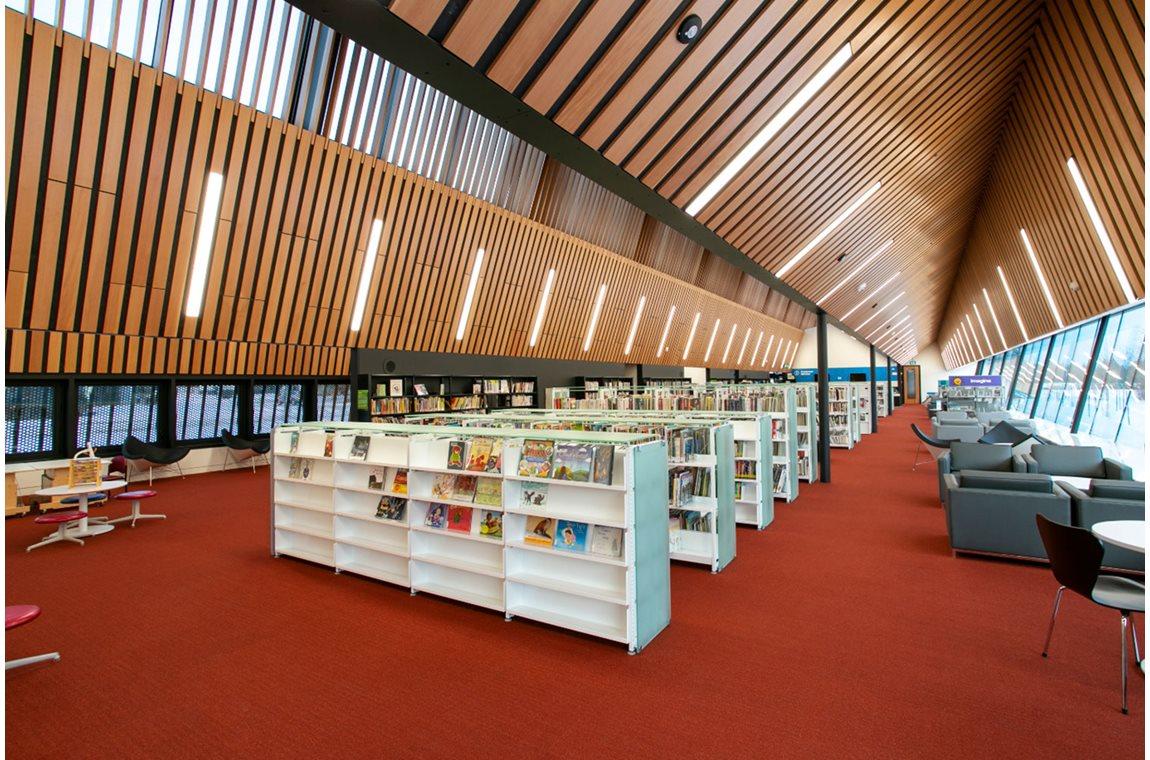 Edmonton Public Library, Capilano, Canada - Public libraries