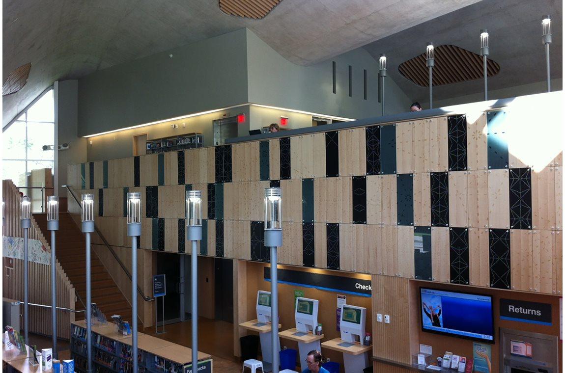 Edmonton Public Library, Jasper Place, Canada - Public libraries