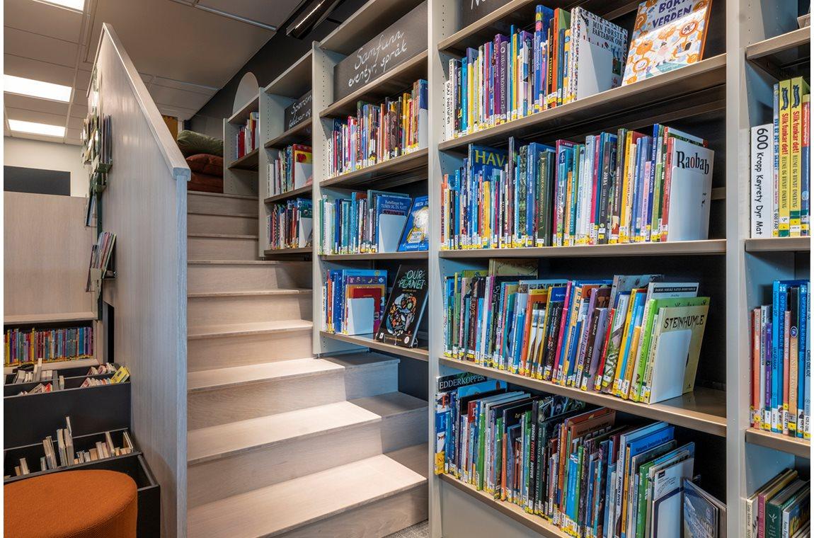 Openbare bibliotheek Ål, Noorwegen - Openbare bibliotheek