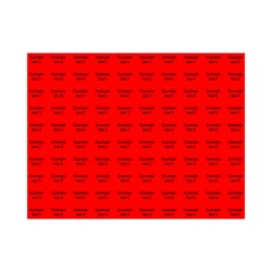 E226020 - 2 linjer, Arial 8 max 2 x 8 karakterer