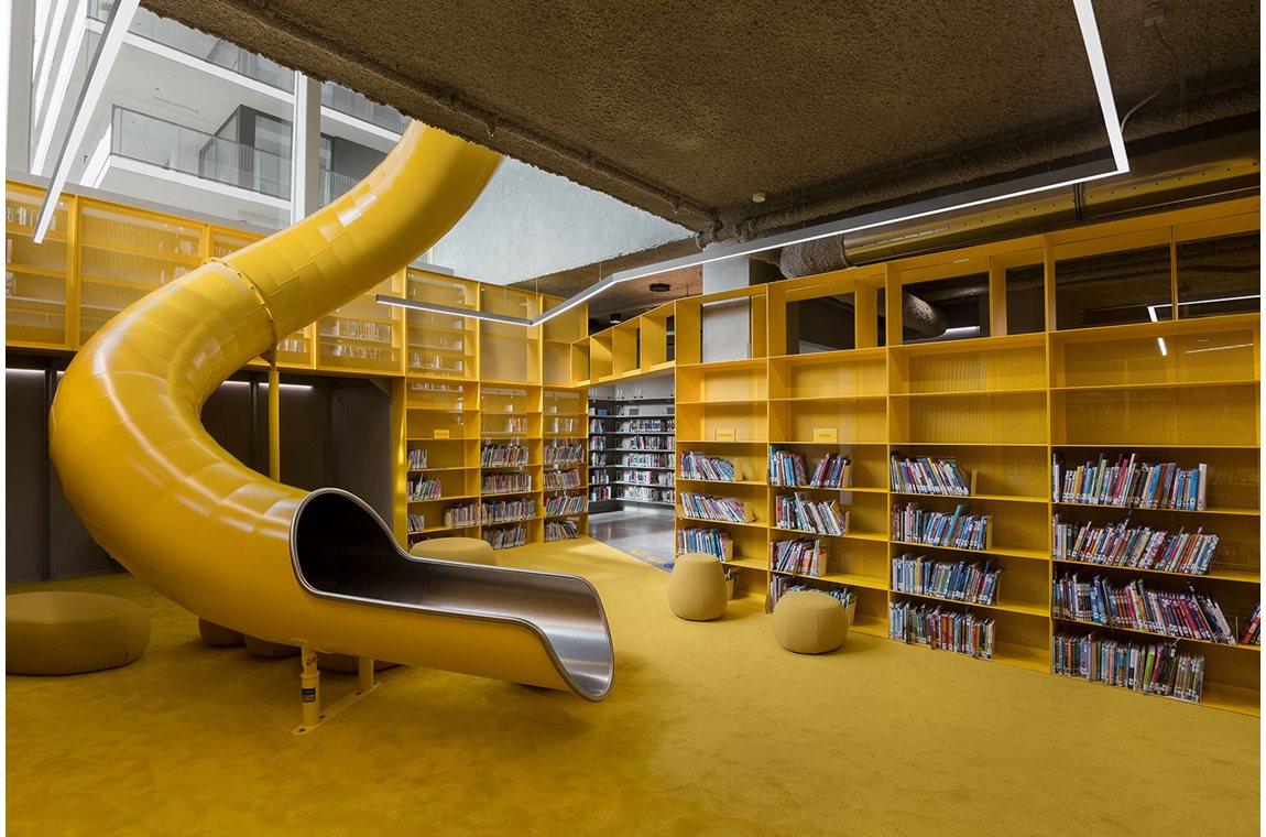 Openbare bibliotheek Aalter, België - Openbare bibliotheek