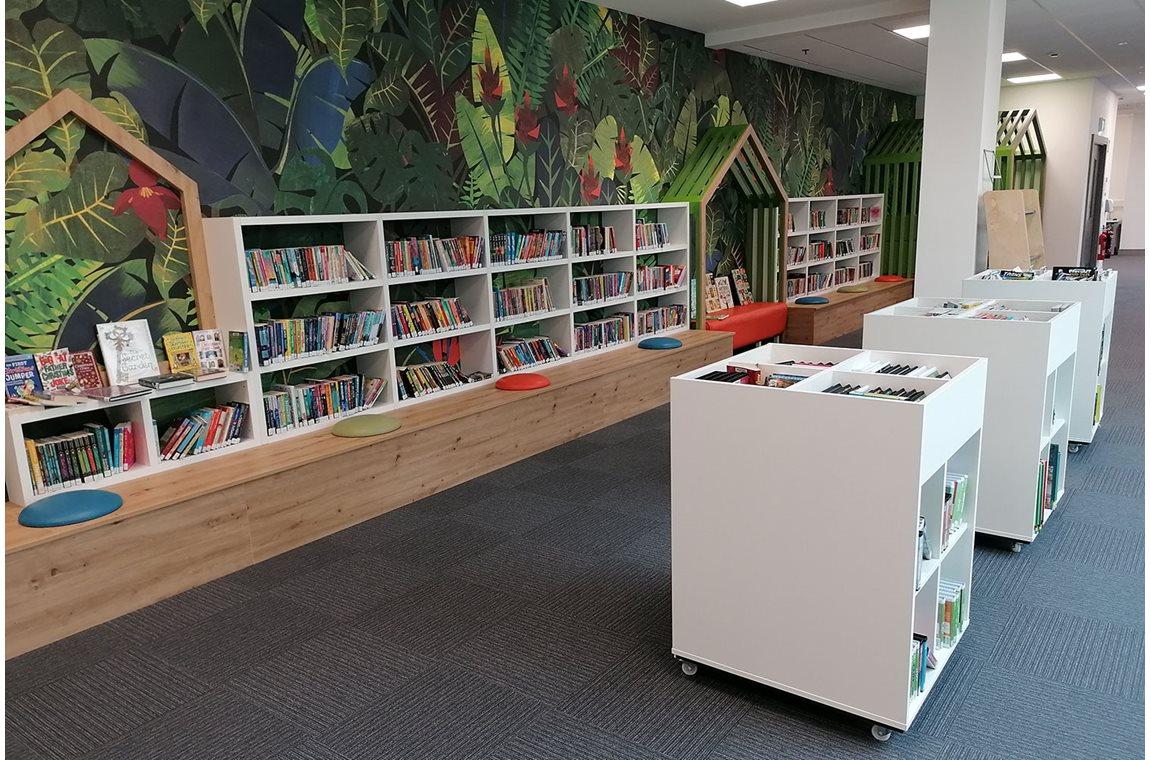 Douglas Public Library, Ireland - Public libraries