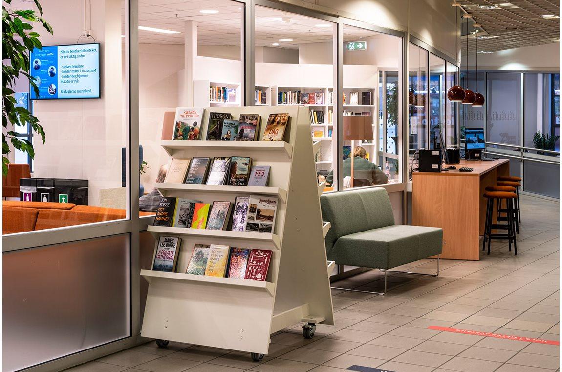 Larvik bibliotek, Norge - Offentliga bibliotek
