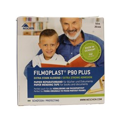 E3006 - Filmoplast P90 Plus Book-Repair Tape
