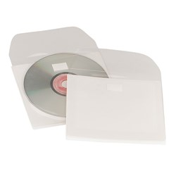 E2919 - Self-adhesive CD pocket with flap