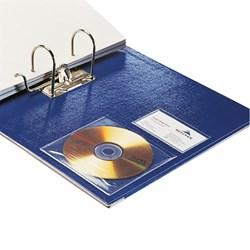 E2309 -  CD/DVD Pocket
