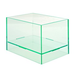 E50332 - Large, aspect verre