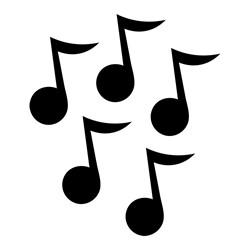 E2459 - Musical notes
