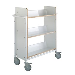 E4625 - Öland Plus Book Trolley