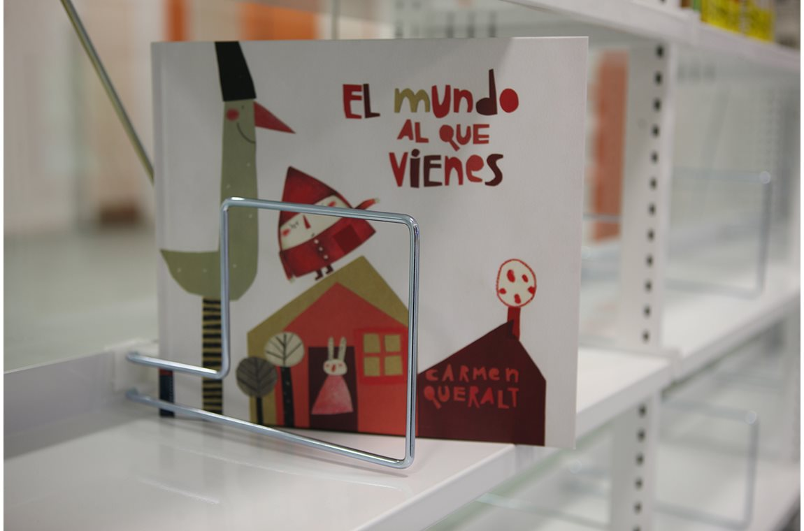 Médiathèque, centre culturel d'Alcobendas, Espagne - Bibliothèque municipale