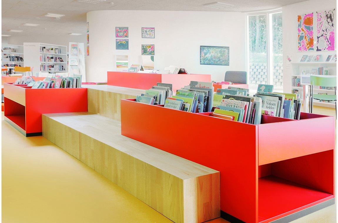 Tommerup Bibliotek, Danmark - Offentligt bibliotek