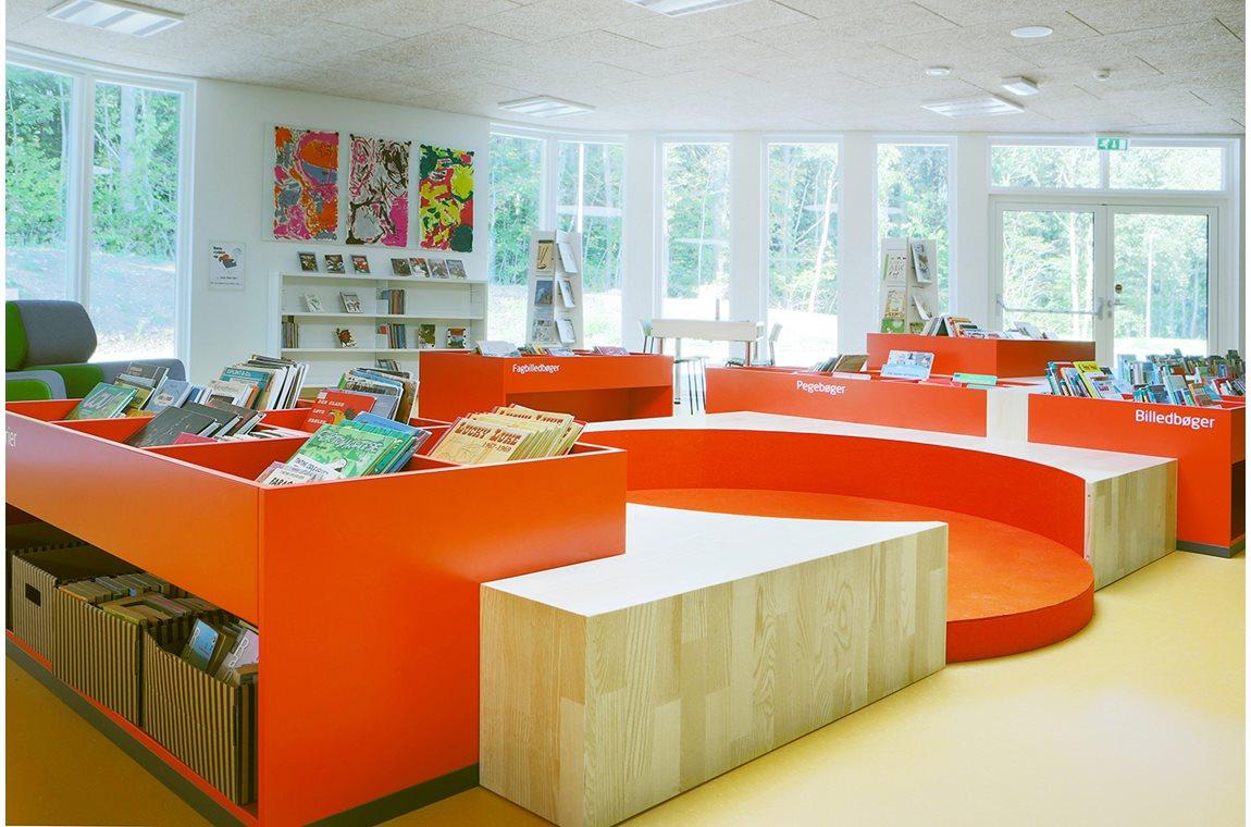 Tommerup bibliotek, Danmark - Offentliga bibliotek