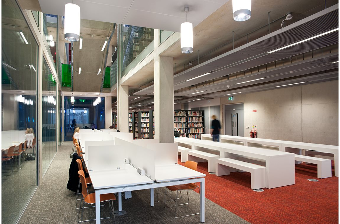 St Patrick's College in Dublin, Ireland - Academic libraries