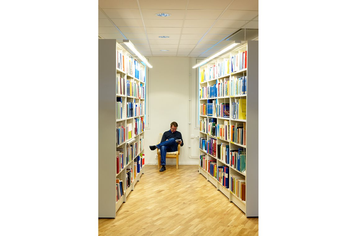 Cour d'appel de Malmö, Suède - Bibliothèque d'entreprise