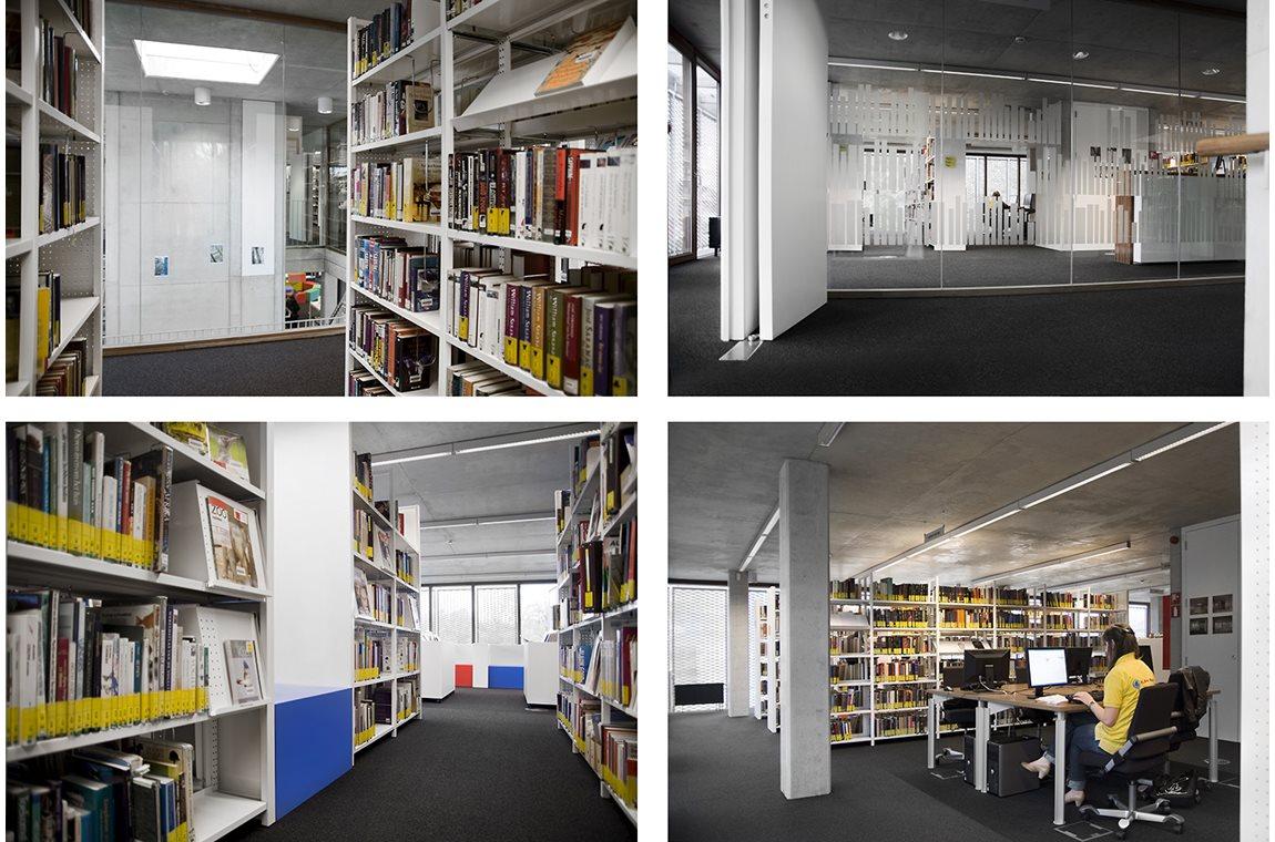 Openbare bibliotheek Bonheiden, België - Openbare bibliotheek