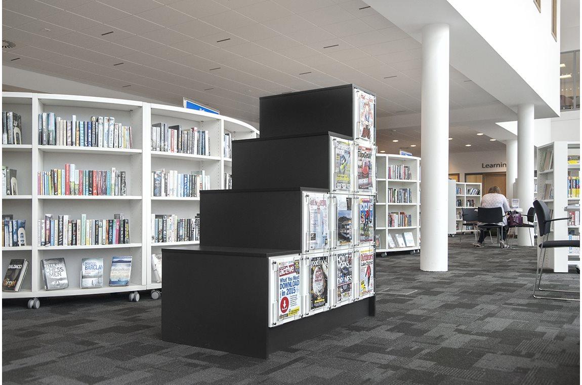 Openbare bibliotheek Barrhead, Verenigd Koninkrijk - Openbare bibliotheek