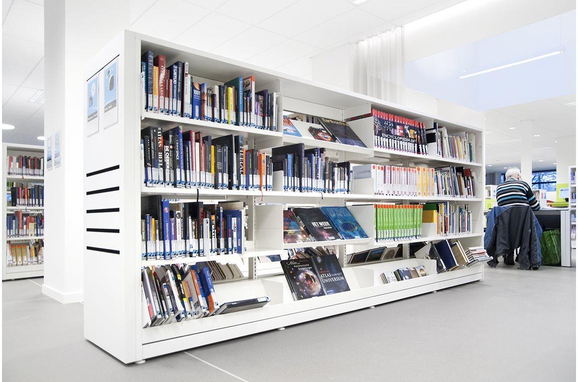 Openbare bibliotheek Wevelgem, België - Openbare bibliotheek